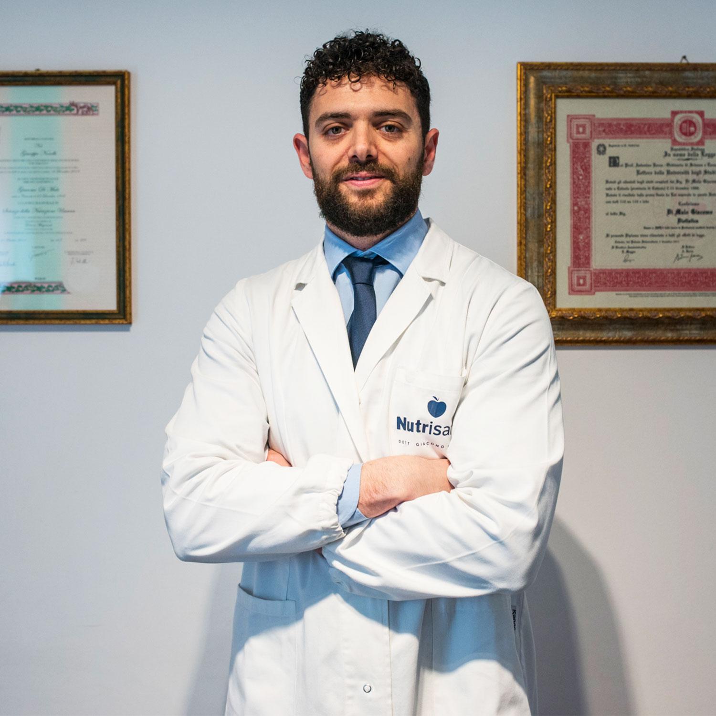 Nutrisanus Dott. Giacomo di Mulo Nutrizionista Catania